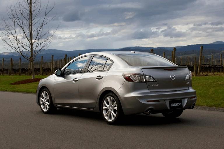 2008 Mazda 3 sedan 230758