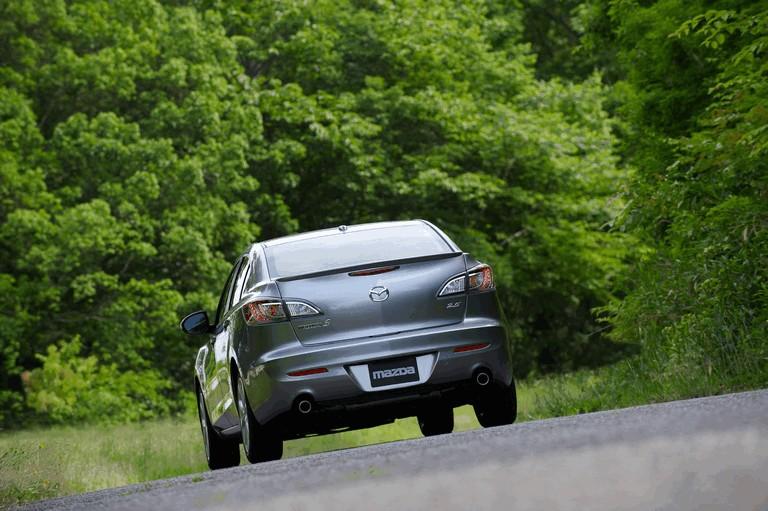 2008 Mazda 3 sedan 230760