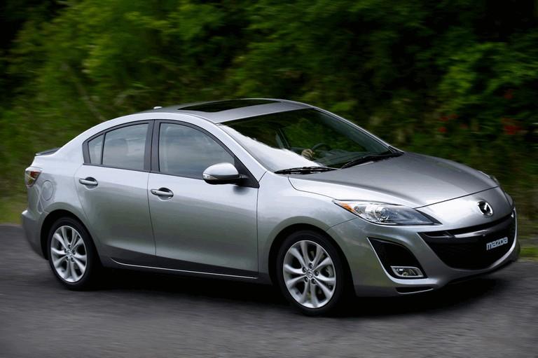 2008 Mazda 3 sedan 230762
