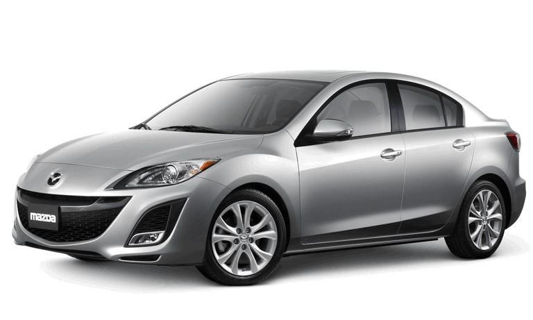 2008 Mazda 3 sedan 230765