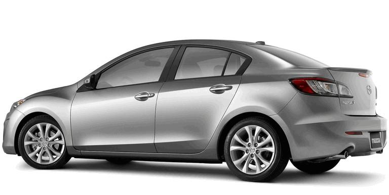 2008 Mazda 3 sedan 230767