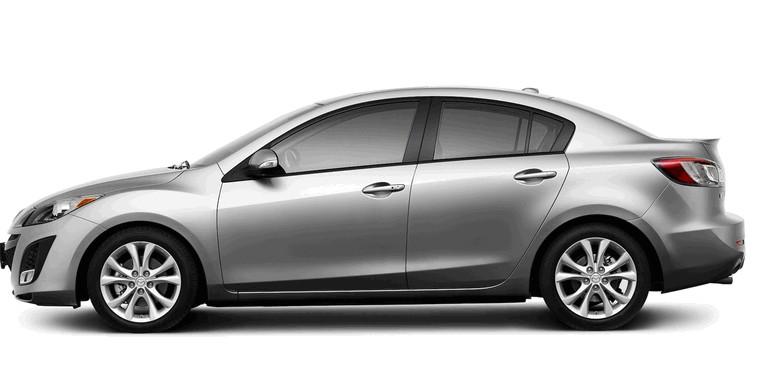 2008 Mazda 3 sedan 230768