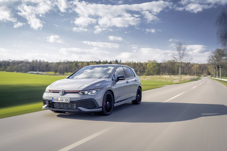2021 Volkswagen Golf ( VIII ) GTI Clubsport 45 636001