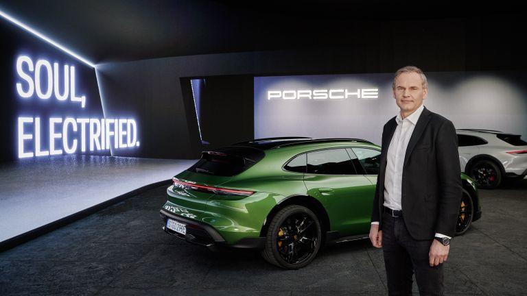 2022 Porsche Taycan Turbo S Cross Turismo 623373