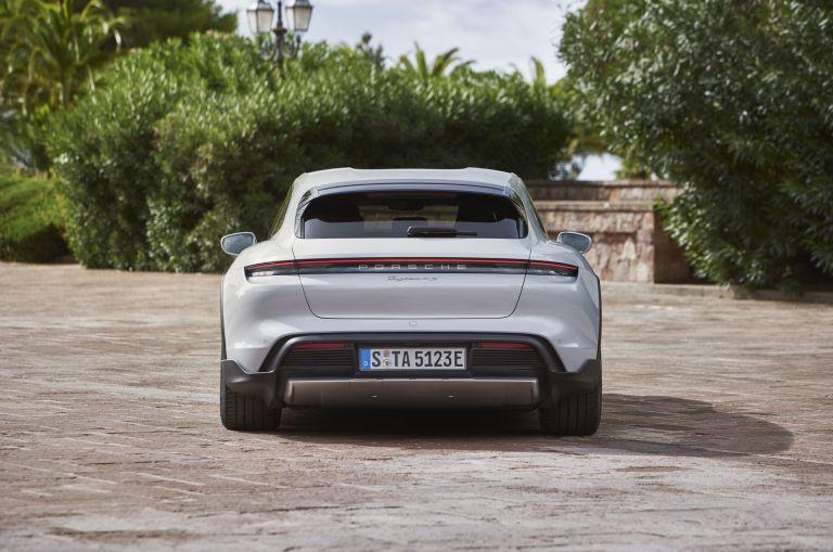 2022 Porsche Taycan 4S Cross Turismo 629244