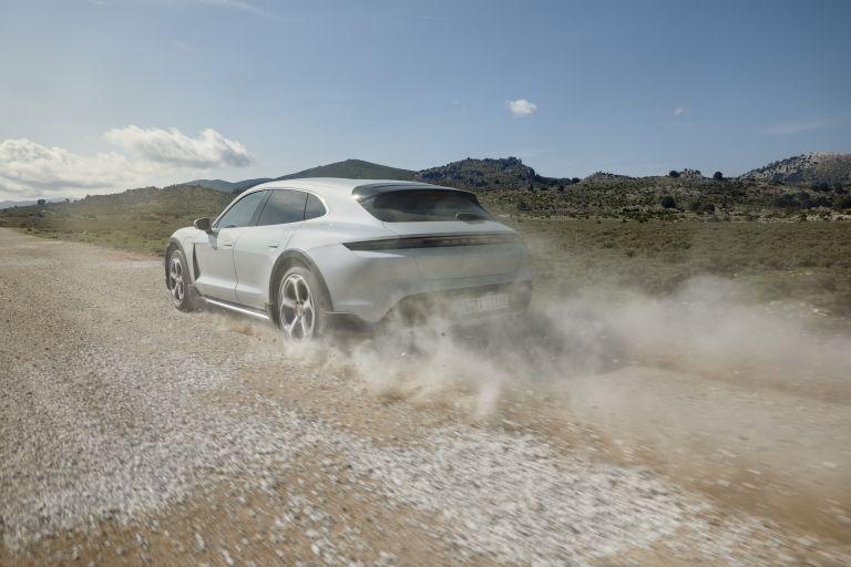 2022 Porsche Taycan 4S Cross Turismo 629251