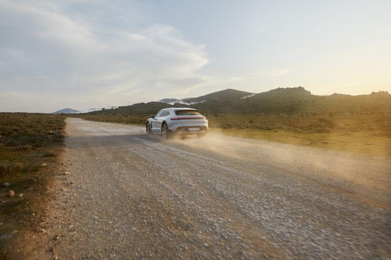 2022 Porsche Taycan 4S Cross Turismo 629252