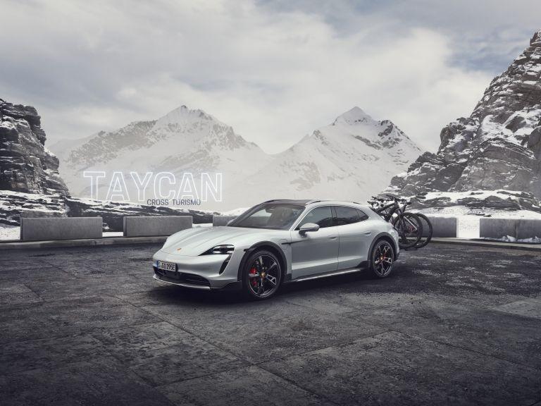 2022 Porsche Taycan 4S Cross Turismo 629256