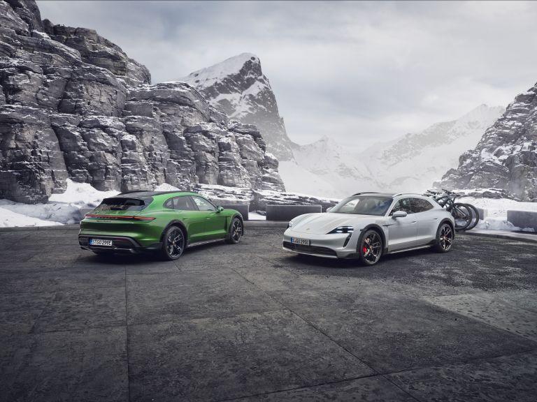 2022 Porsche Taycan 4S Cross Turismo 629258
