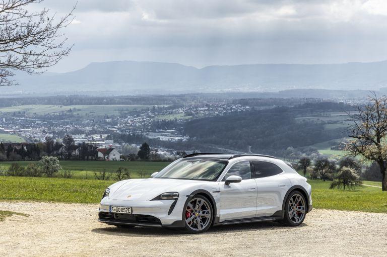 2022 Porsche Taycan 4S Cross Turismo 629267