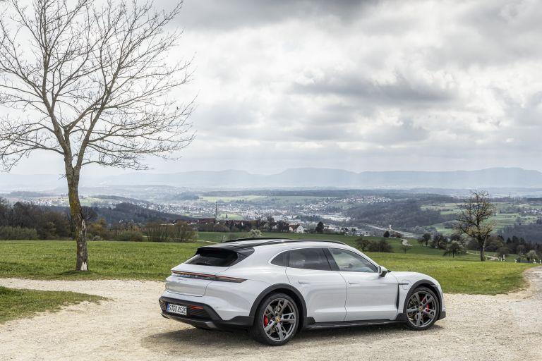 2022 Porsche Taycan 4S Cross Turismo 629268