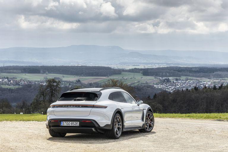 2022 Porsche Taycan 4S Cross Turismo 629269