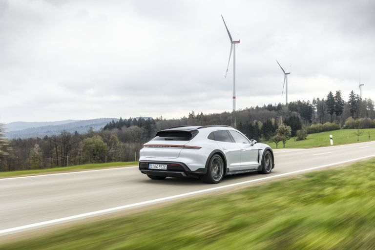 2022 Porsche Taycan 4S Cross Turismo 629271