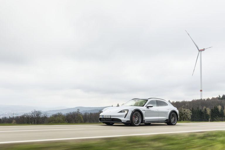 2022 Porsche Taycan 4S Cross Turismo 629277