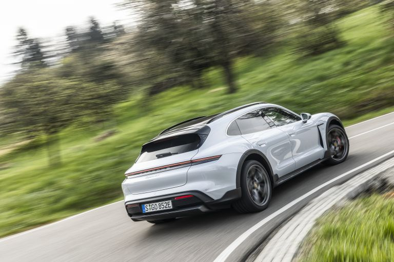 2022 Porsche Taycan 4S Cross Turismo 629280