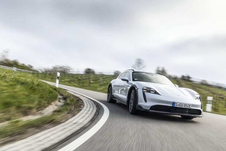 2022 Porsche Taycan 4S Cross Turismo 629283