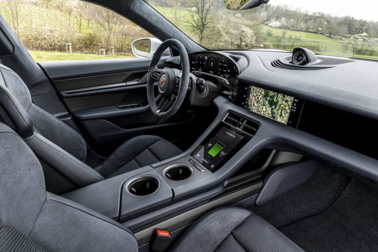 2022 Porsche Taycan 4S Cross Turismo 629301
