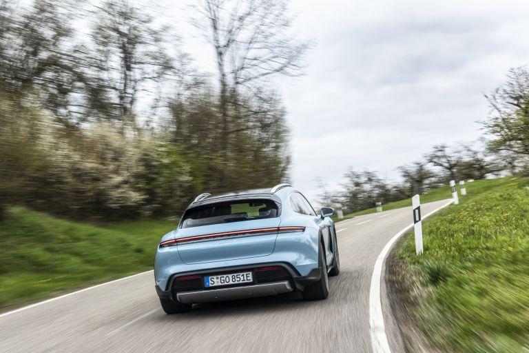 2022 Porsche Taycan 4S Cross Turismo 629307
