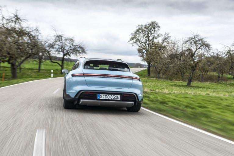 2022 Porsche Taycan 4S Cross Turismo 629308