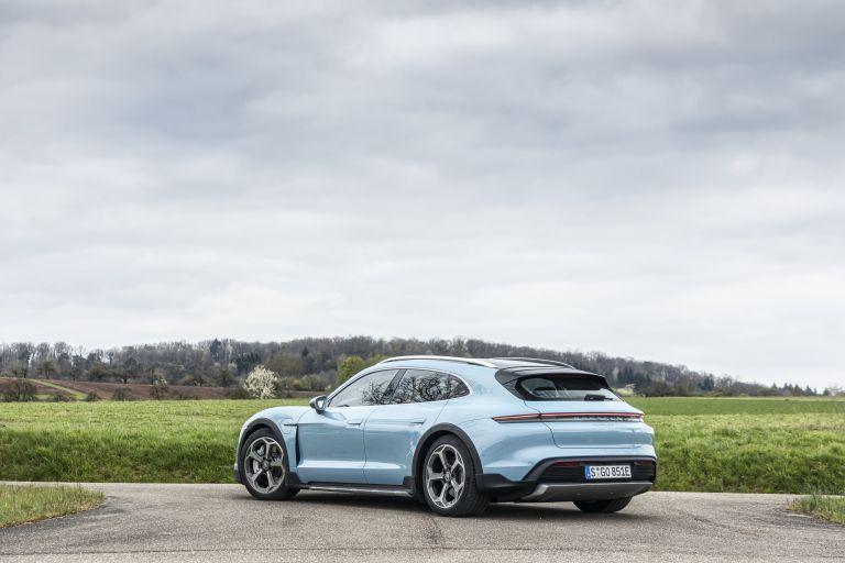 2022 Porsche Taycan 4S Cross Turismo 629309
