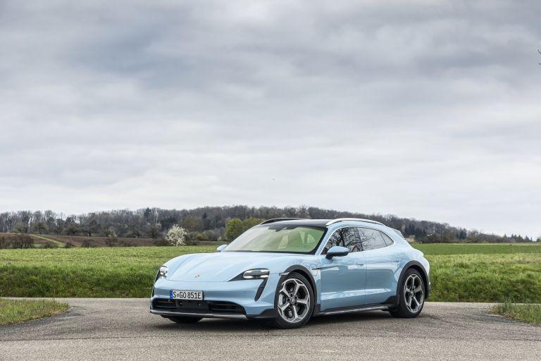 2022 Porsche Taycan 4S Cross Turismo 629315