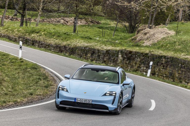 2022 Porsche Taycan 4S Cross Turismo 629318