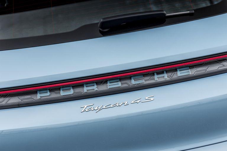 2022 Porsche Taycan 4S Cross Turismo 629327