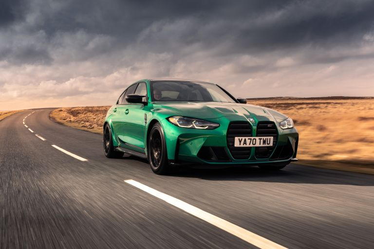 2021 BMW M3 ( G80 ) Competition - UK version 623847