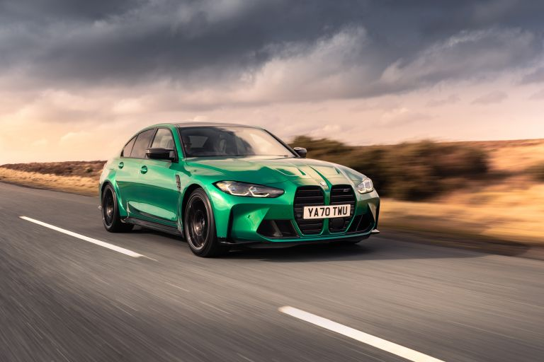 2021 BMW M3 ( G80 ) Competition - UK version 623856