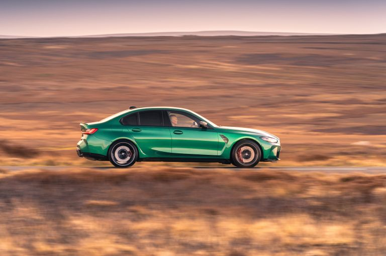 2021 BMW M3 ( G80 ) Competition - UK version 623862