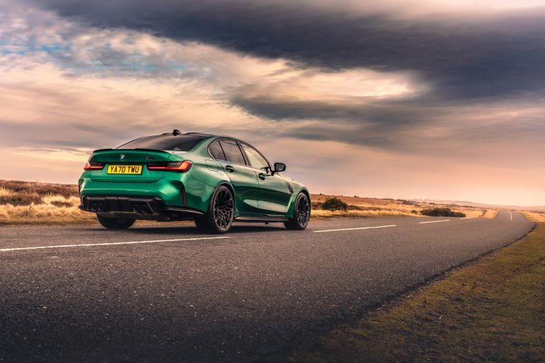 2021 BMW M3 ( G80 ) Competition - UK version 623867