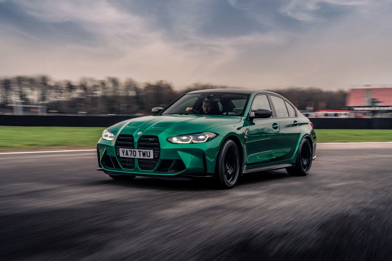 2021 BMW M3 ( G80 ) Competition - UK version 623868