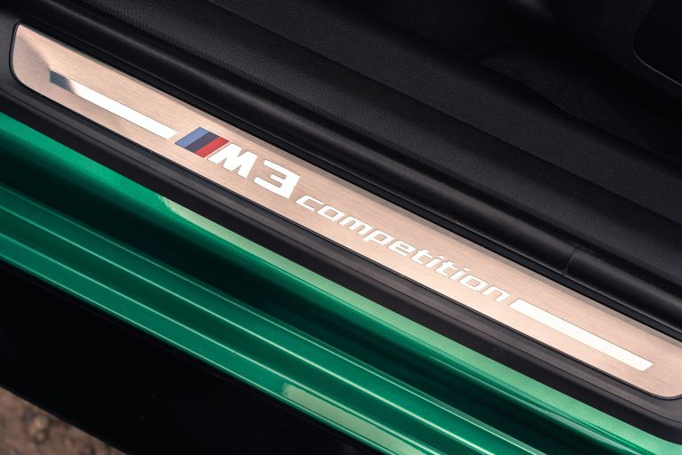 2021 BMW M3 ( G80 ) Competition - UK version 623886