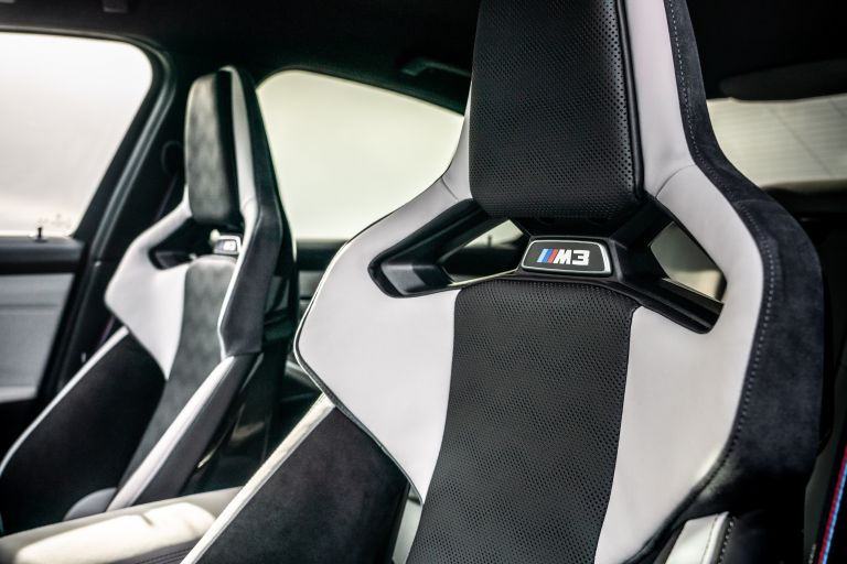 2021 BMW M3 ( G80 ) Competition - UK version 623889