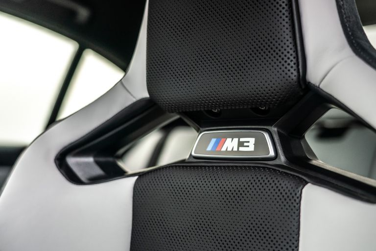2021 BMW M3 ( G80 ) Competition - UK version 623890
