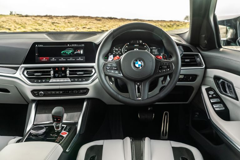 2021 BMW M3 ( G80 ) Competition - UK version 623891