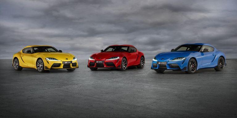 2022 Toyota GR Supra Jarama Racetrack Edition 624372