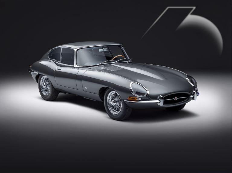 2021 Jaguar E-type 60 Collection 624603