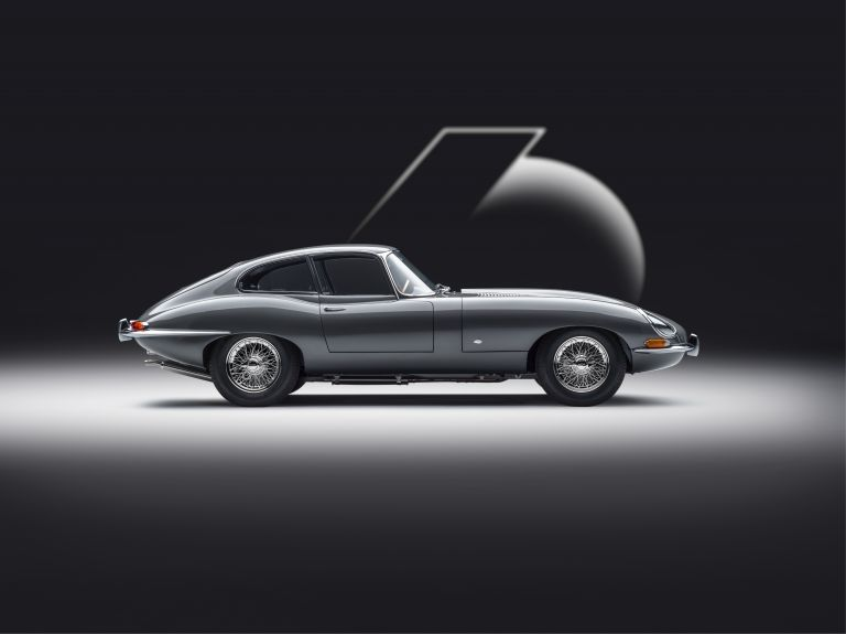 2021 Jaguar E-type 60 Collection 624604