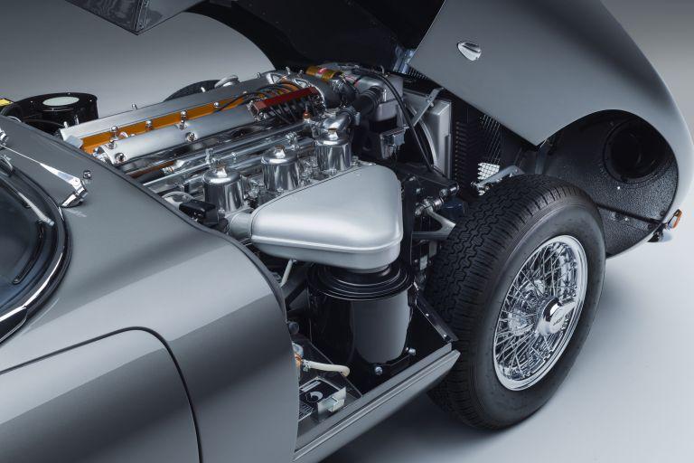2021 Jaguar E-type 60 Collection 624610