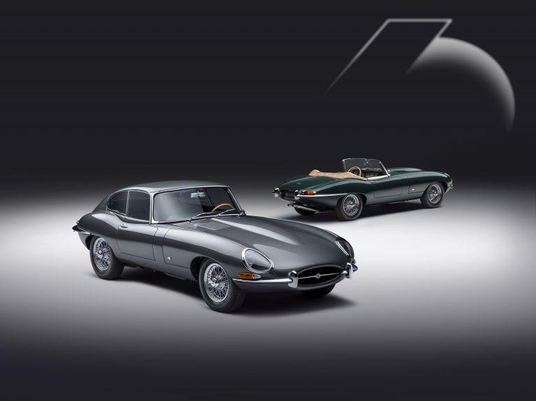 2021 Jaguar E-type 60 Collection 624615