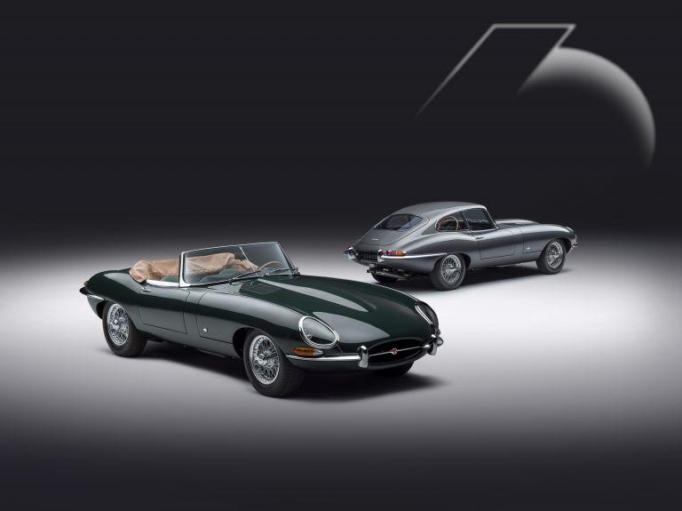 2021 Jaguar E-type 60 Collection 624616