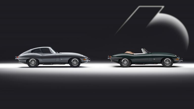 2021 Jaguar E-type 60 Collection 624617