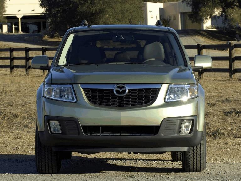 2008 Mazda Tribute hybrid 230890