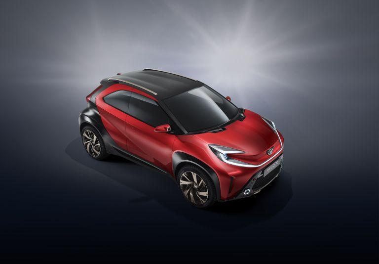 2021 Toyota Aygo X prologue 624878