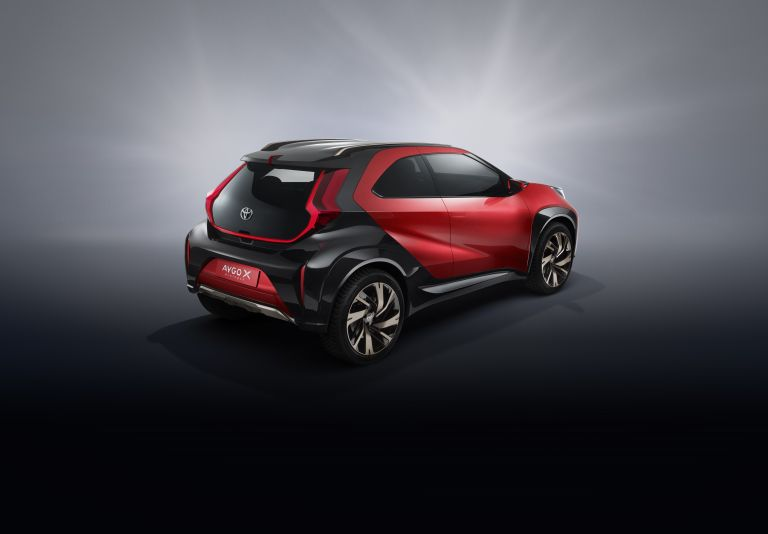 2021 Toyota Aygo X prologue 624880
