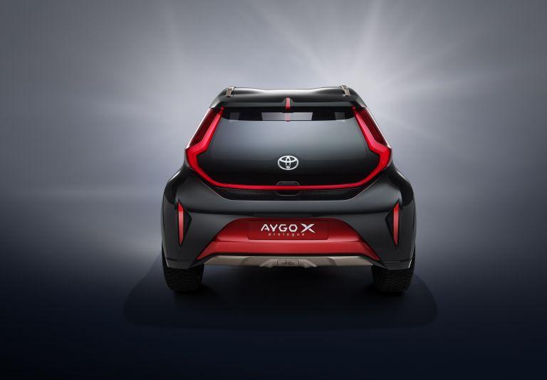 2021 Toyota Aygo X prologue 624882