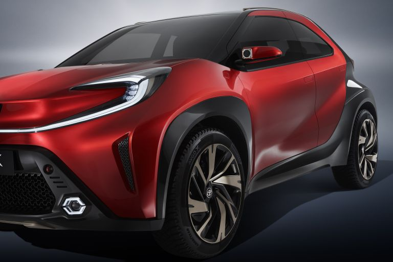2021 Toyota Aygo X prologue 624884
