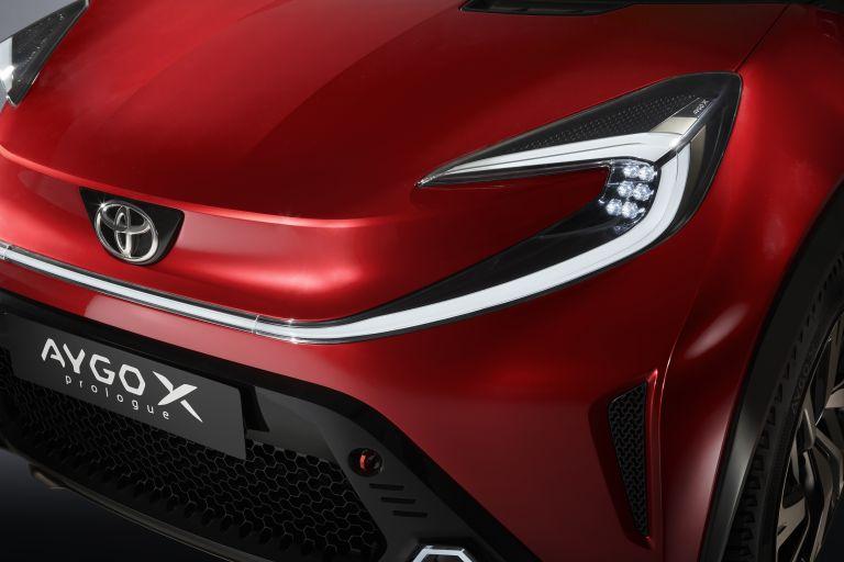 2021 Toyota Aygo X prologue 624885