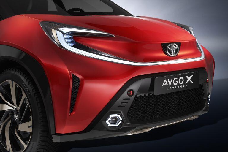2021 Toyota Aygo X prologue 624887